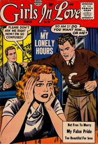 Cover Thumbnail for Girls in Love (Quality Comics, 1955 series) #52