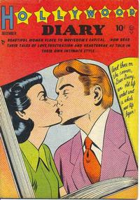 Cover Thumbnail for Hollywood Diary (Quality Comics, 1949 series) #1