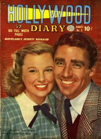 Cover Thumbnail for Hollywood Diary (Quality Comics, 1949 series) #5