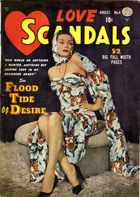 Cover Thumbnail for Love Scandals (Quality Comics, 1950 series) #4