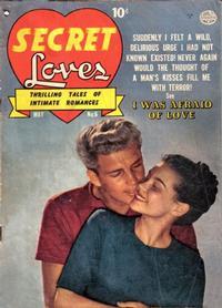 Cover Thumbnail for Secret Loves (Quality Comics, 1949 series) #4