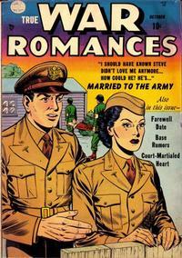 Cover Thumbnail for True War Romances (Quality Comics, 1952 series) #2