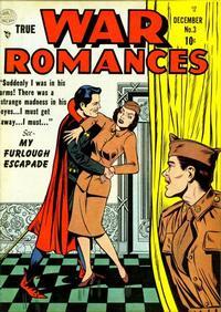 Cover Thumbnail for True War Romances (Quality Comics, 1952 series) #3
