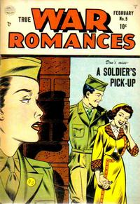 Cover Thumbnail for True War Romances (Quality Comics, 1952 series) #5