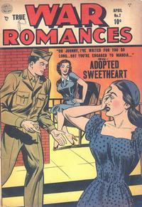 Cover Thumbnail for True War Romances (Quality Comics, 1952 series) #7