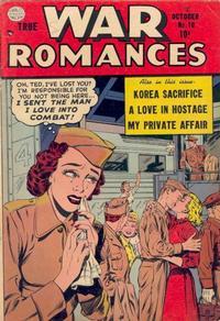 Cover Thumbnail for True War Romances (Quality Comics, 1952 series) #10