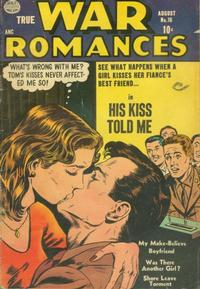 Cover Thumbnail for True War Romances (Quality Comics, 1952 series) #16