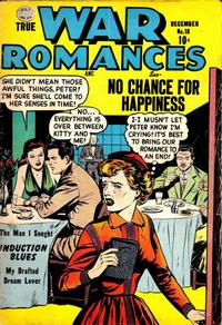 Cover Thumbnail for True War Romances (Quality Comics, 1952 series) #18