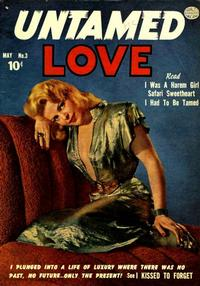 Cover Thumbnail for Untamed Love (Quality Comics, 1950 series) #3