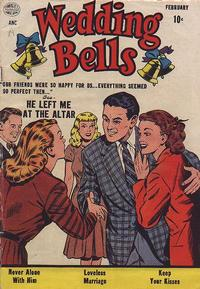 Cover Thumbnail for Wedding Bells (Quality Comics, 1954 series) #1