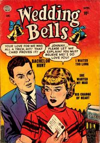 Cover Thumbnail for Wedding Bells (Quality Comics, 1954 series) #2
