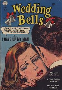 Cover Thumbnail for Wedding Bells (Quality Comics, 1954 series) #3