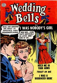 Cover Thumbnail for Wedding Bells (Quality Comics, 1954 series) #8