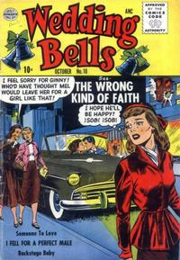 Cover Thumbnail for Wedding Bells (Quality Comics, 1954 series) #10
