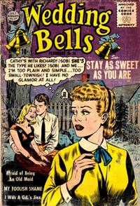 Cover Thumbnail for Wedding Bells (Quality Comics, 1954 series) #14