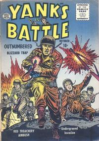 Cover Thumbnail for Yanks in Battle (Quality Comics, 1956 series) #2