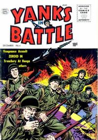 Cover Thumbnail for Yanks in Battle (Quality Comics, 1956 series) #4