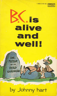 Cover Thumbnail for B.C. Is Alive and Well! (Gold Medal Books, 1969 series) #13651