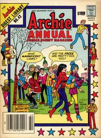 Cover Thumbnail for Archie Annual Digest (Archie, 1975 series) #42