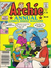 Cover Thumbnail for Archie Annual Digest (Archie, 1975 series) #46
