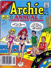 Cover Thumbnail for Archie Annual Digest (Archie, 1975 series) #47