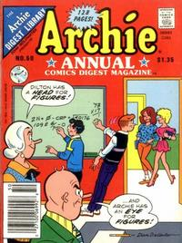 Cover Thumbnail for Archie Annual Digest (Archie, 1975 series) #50