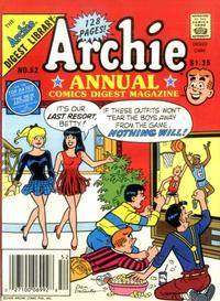 Cover Thumbnail for Archie Annual Digest (Archie, 1975 series) #52