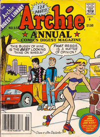 Cover Thumbnail for Archie Annual Digest (Archie, 1975 series) #55