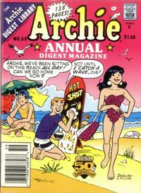 Cover Thumbnail for Archie Annual Digest (Archie, 1975 series) #59