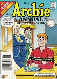Cover Thumbnail for Archie Annual Digest (Archie, 1975 series) #69