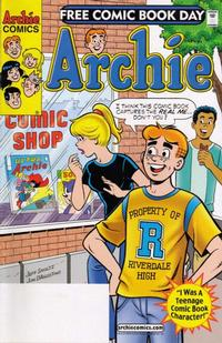 Cover Thumbnail for Archie, Free Comic Book Day Edition (Archie, 2003 series) #2