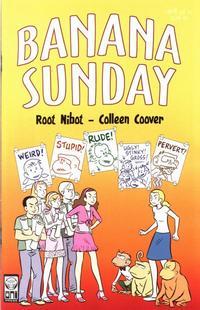 Cover Thumbnail for Banana Sunday (Oni Press, 2005 series) #4