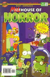 Cover Thumbnail for Treehouse of Horror (Bongo, 1995 series) #4