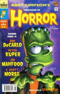 Cover Thumbnail for Treehouse of Horror (Bongo, 1995 series) #6