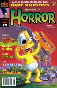 Cover Thumbnail for Treehouse of Horror (Bongo, 1995 series) #8