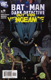 Cover Thumbnail for Batman: Dark Detective (DC, 2005 series) #5