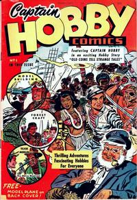 Cover Thumbnail for Captain Hobby Comics (Export Publishing, 1951 series) #1