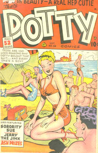 Cover Thumbnail for Dotty (Ace Magazines, 1948 series) #36