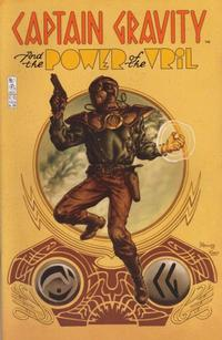 Cover Thumbnail for Captain Gravity: The Power of the Vril (Penny-Farthing Press, 2004 series) #1