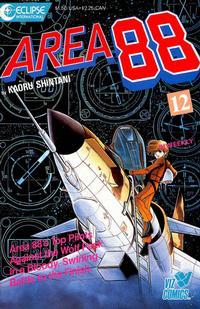 Cover Thumbnail for Area 88 (Eclipse; Viz, 1987 series) #12