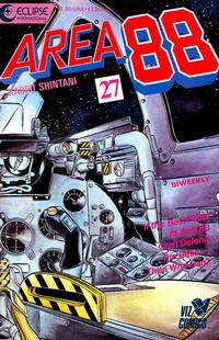 Cover Thumbnail for Area 88 (Eclipse; Viz, 1987 series) #27