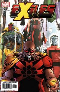 Cover Thumbnail for Exiles (Marvel, 2001 series) #63 [Direct Edition]