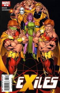 Cover Thumbnail for Exiles (Marvel, 2001 series) #65 [Direct Edition]