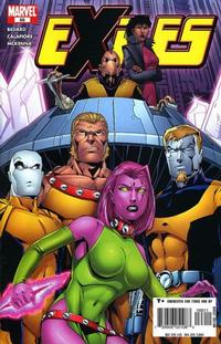 Cover Thumbnail for Exiles (Marvel, 2001 series) #66 [Direct Edition]