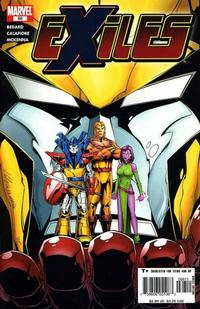 Cover Thumbnail for Exiles (Marvel, 2001 series) #68 [Direct Edition]