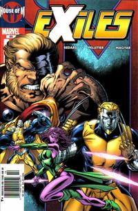 Cover Thumbnail for Exiles (Marvel, 2001 series) #69 [Newsstand]