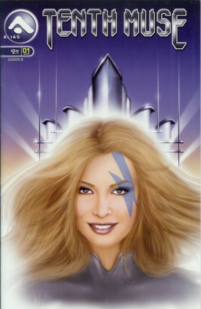 Cover for Tenth Muse (Alias, 2005 series) #1 [Cover A]