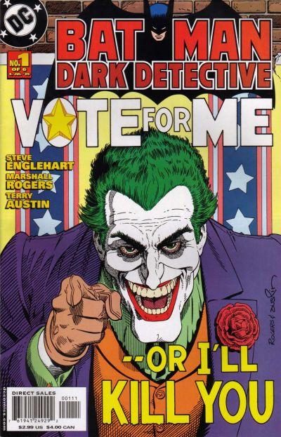 Cover for Batman: Dark Detective (DC, 2005 series) #1