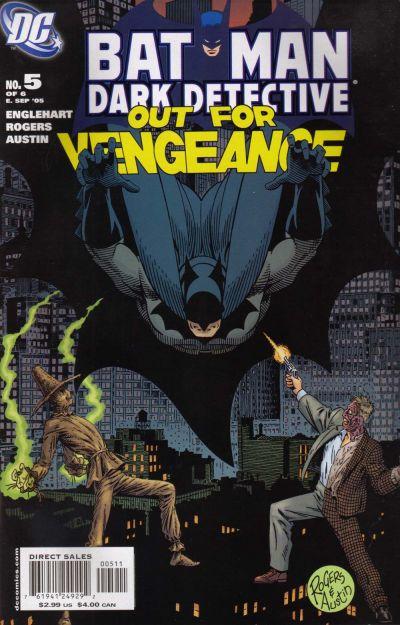 Cover for Batman: Dark Detective (DC, 2005 series) #5