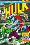 Cover for The Incredible Hulk (Marvel, 1968 series) #165 [Regular Edition]